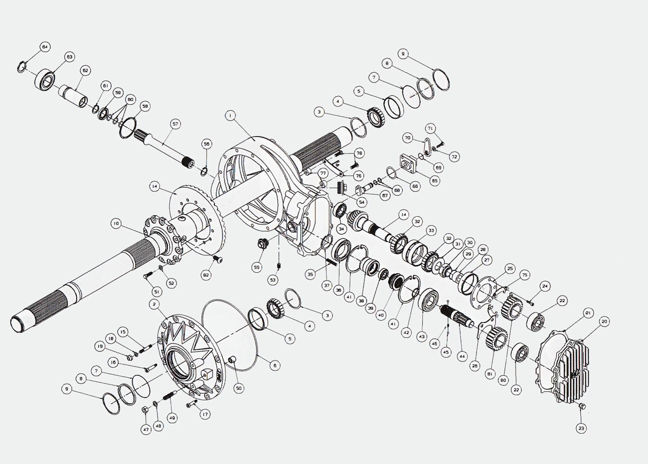 bargman wiring diagram flat html