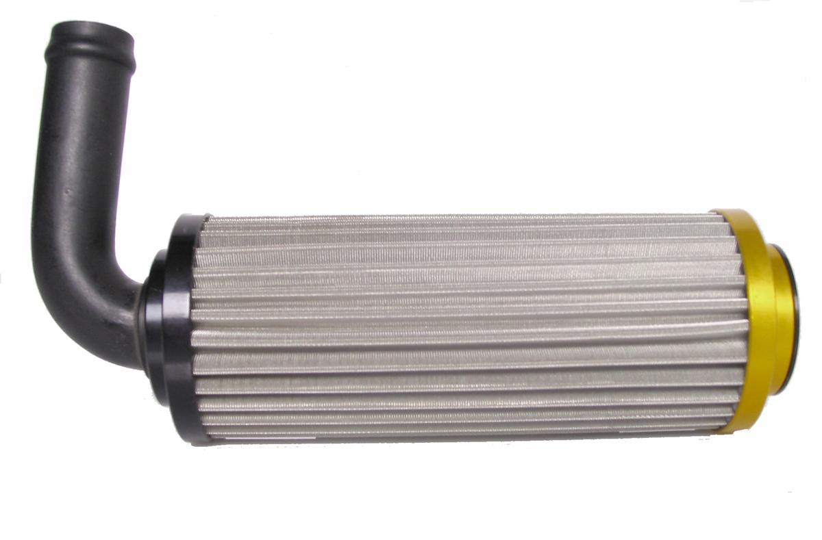 Sprint Car Oil Tank : Peterson in tank filter sprint car parts
