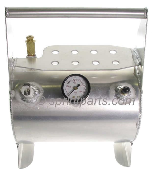 Sprint Car Oil Tank : Bleeder check tank sprint car parts