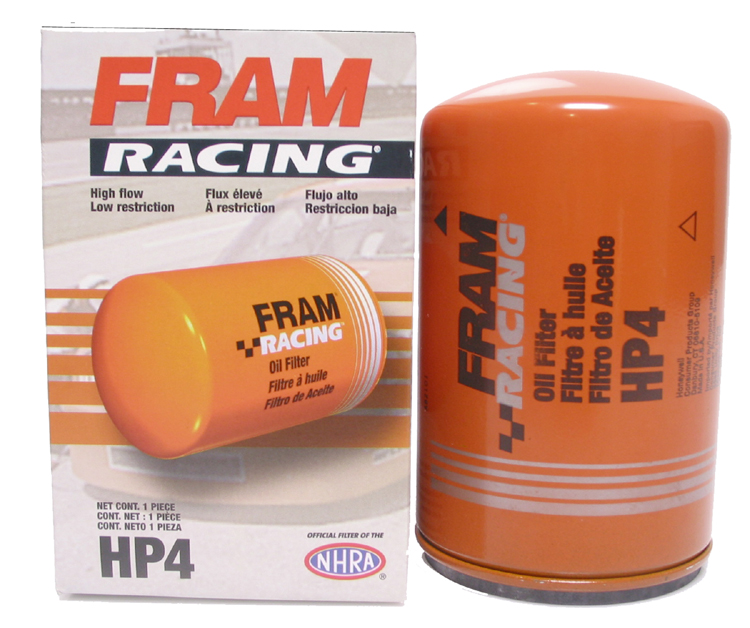 oil filter fram top fuel racing fram hp4 oil filter: sprint car parts fram g1 fuel filter