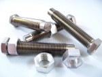 SET OF 4 TITANIUM TORSION STOP BOLTS