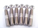 ALL TITANIUM TORQUE TUBE STUD SET