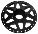 BLACK WIDOW SPLINED WHEEL CENTER