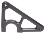 L.H.  COMBO STEERING ARM - BLACK