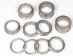 10 PC ANODIZED WHEEL SPACER KIT