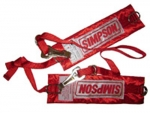 "SIMPSON ""Y"" RED ARM RESTRAINTS"