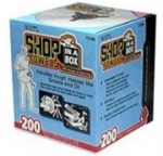 200 COUNT BOXED BLUE SHOP TOWELS