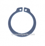 STUB SHAFT SNAP RING FRONT