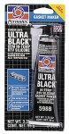 ULTRA BLACK SILICONE SEALER