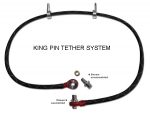 KING PIN TETHER SYSTEM