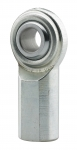 "3/8"" FEMALE RH STEEL ROD END"