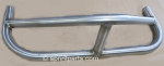 DELUXE FRONT STAINLESS BUMPER
