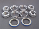 DELUXE FRONT HUB BEARING & SEAL KIT