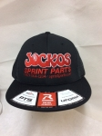 FLAT BILL JOCKOS HAT FLEX FIT