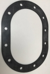 RUBBER TOP PLATE GASKET