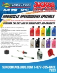 Sunoco Race Jugs Knoxville Sales