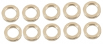 SHOCK SPACER WASHERS